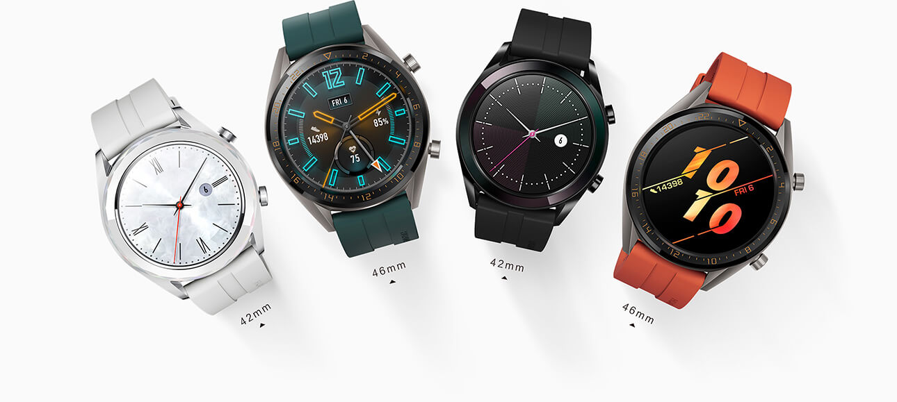 HUAWEI WATCH GT PRONTO PARA EXPLORAR