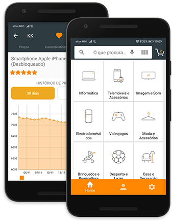 Nova App KuantoKusta