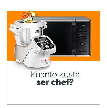 Kuantokusta - Eletrodomésticos