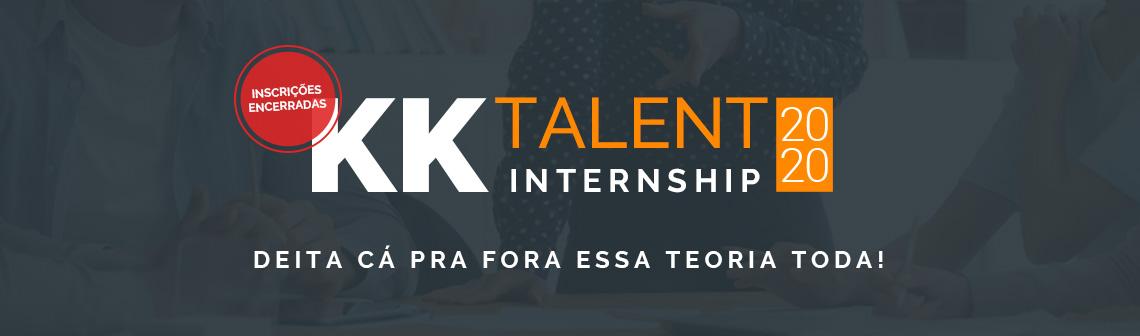 KK Talent Intership 2020