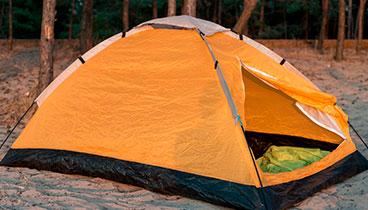 Tendas de Campismo