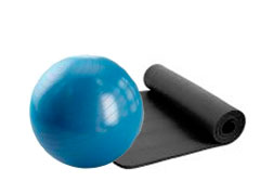 Acessórios fitness até 30%