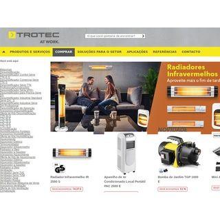 trotec os melhores pre os e produtos da loja kuantokusta. Black Bedroom Furniture Sets. Home Design Ideas