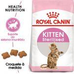 Ração Seca Royal Canin Kitten Sterilised 3,5Kg
