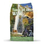 Ração Seca Taste of the Wild Rocky Mountain Venison & Smoked Salmon Cat 6,6Kg