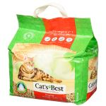 Cat's Best Areia Aglomerante Vegetal Oko Plus Gatos 10L
