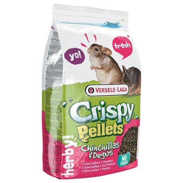Versele Laga Crispy Pellets Chinchila & Degus 1Kg