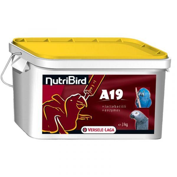 Versele Laga Nutribird A19 Criação 3Kg