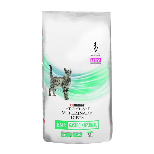 Ração Húmida Purina Pro Plan Vet Diets EN ST/OX Gastrointestinal Cat 1,5Kg