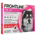 Frontline Tri-Act Cão 40-60Kg 3 Pipetas