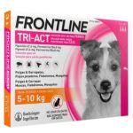 Frontline Tri-Act Cão 5-10Kg 3 Pipetas