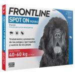 Frontline Spot On Cão 40-60Kg 3 Pipetas