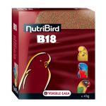 Versele Laga NutriBird B18 Criação 4Kg