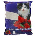 Trixie Areia Absorvente Sumo Cat Litter 10l Aroma Morango