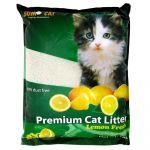Trixie Areia Absorvente Sumo Cat Litter 10l Aroma Limão