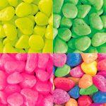 Orniex Areia Colorida Lisa Pink Neon 1Kg