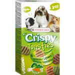 Versele Laga Crispy Toasties Vegetables Roedores 150g
