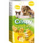 Versele Laga Crispy Toasties Cheese Hamsters e Gerbos 150g