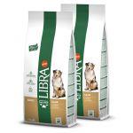 Ração Seca Libra Adult Lamb & Rice 2x 15Kg