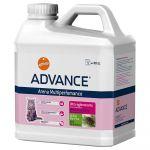 Advance Areia Ultra Aglomerante Multi Performance Gato 6,36Kg
