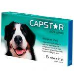 Antiparasitário Novartis Capstar Cão 57mg 11-57Kg 6 Comprimidos