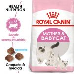Ração Seca Royal Canin Mother & Babycat 4Kg