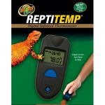 Zoo Med Termómetro compacto digital por infravermelhos