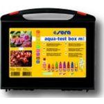 Sera Kit Analises pH Aqua-test Box Marin