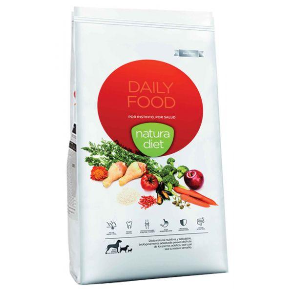 Ração Seca Natura Diet Daily Food 12Kg