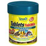 Tetra Alimento Peixe TabiMin S 120 Comprimidos