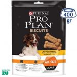 Purina Pro Plan Biscuits Adult Chicken & Rice Dog 400g