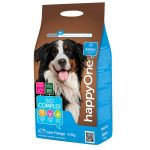 Ração Seca HappyOne Dog Adulto 4Kg