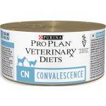 Ração Húmida Purina Pro Plan Vet Diets CN Convalescence Dog & Cat 6x 195g