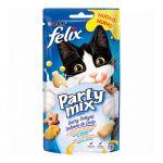 Ração Húmida Purina Felix Party Mix Cat 60g