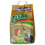 Vitakraft Absorvente Animais Vegetal Clean Corn 8Lt 14039