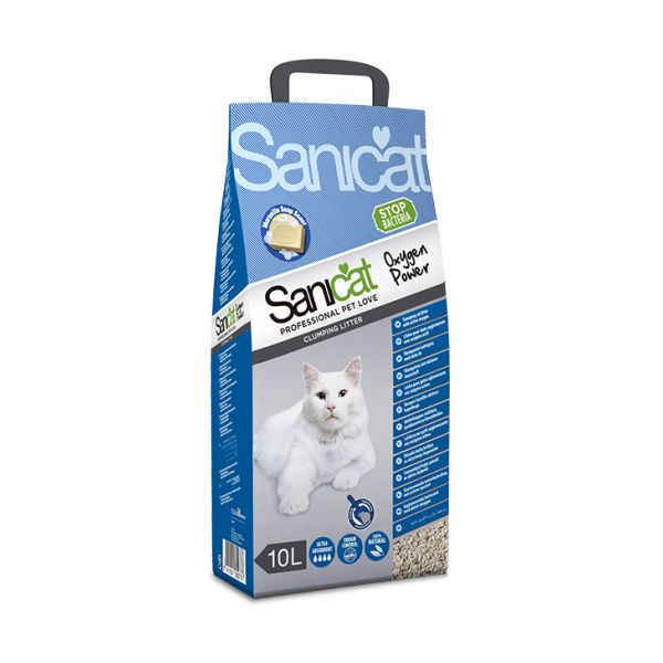 Sanicat Areia Oxygen Power 10L