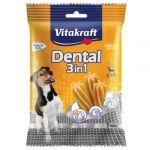 "Vitakraft Snack Dental Sticks 3in1 Dog Pequenos ""120 G"""