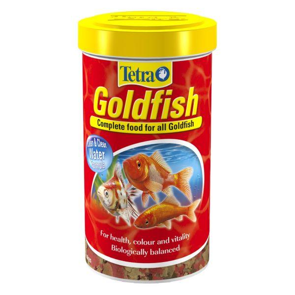 Tetra alimento peixe goldfish 100ml comparador de pre os for Alimento para goldfish