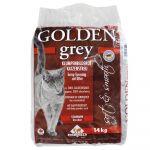 Golden Grey Areia Aglomerante Fina 14Kg