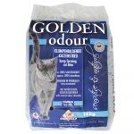 Golden Areia Aglomerante Grey Odour 14Kg