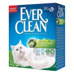 Ever Clean Areia Auto Aglomerante Extra Strong Unscented 6L