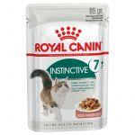 Ração Húmida Royal Canin Instinctive 7+ Gravy 12x 85g