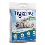 Tigerino Areia Aglomerante Canada Sensitive Gatos 12Kg