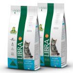 Ração Seca Libra Kitten Chicken & Rice Cat 2x 1,5Kg