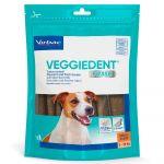 Virbac VeggieDent Fr3sh 15 Pastilhas Cão 5-10kg
