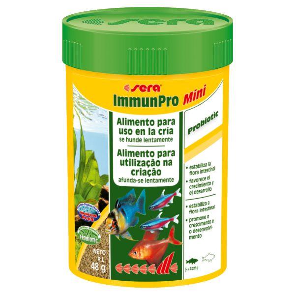 Sera Alimento Peixe ImmunPro Mini 100ml - 32165