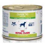 Ração Húmida Royal Canin Vet Diet Diabetic Special Low Carbohydrate Dog 195g