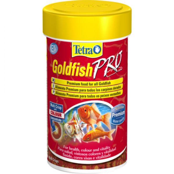 Tetra alimento peixe goldfish pro 100ml kuantokusta for Alimento para goldfish