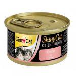 Ração Húmida Gimcat Gimcat Kitten Bife de Atum 70g