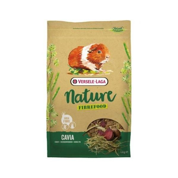 Versele Laga NATURE Fibrefood Cavia 1Kg
